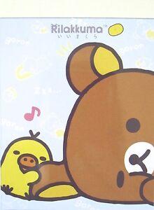 San-X Rilakkuma Mini Memo Pad (Goron) ~ KAWAII!!