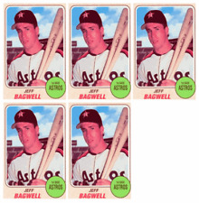 (5) 1993 Sports Cards #32 Jeff Bagwell Baseball Card Lot Houston Astros