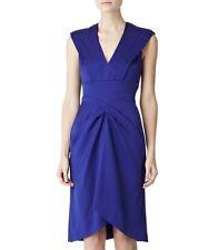 Reiss V-Neck Sleeveless Dresses Midi
