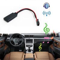 1 Pcs Car 12 Pin Bluetooth Wire Adapter AUX-IN Audio For BMW E39 E46 E38 E53 X5