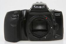 Minolta Dynax 500si analoges SLR Gehäuse #99813172