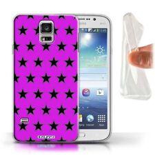 Étuis, housses et coques violets Samsung Galaxy S5 pour téléphone mobile et assistant personnel (PDA) Samsung