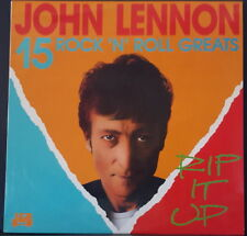 JOHN LENNON - RIP IT UP 1988 OZ ONLY J&B RECORDS JB326 VINYL