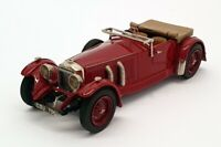 Auto Torque 1/43 Scale No.2 - 1932 Invicta S Type 1/2 Tonneau 1 Of 150 - Maroon