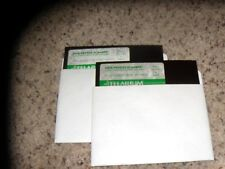"""Nine Princes in Amber Commodore 64 C64 Game 5.25"""" disks"""