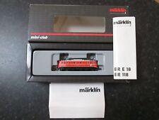 Marklin spur z scale/gauge  OBB Electric Locomotive. VERY RARE.