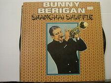 BUNNY BERIGAN Shanghai Shuffle DJM RECORDS VINYL LP Free UK Post