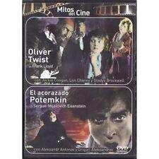 OLIVER TWIST - EL ACORAZADO POTEMKIN [DVD]