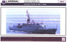 L'Arsenal Models 1/400 D'ESTIENNE d'ORVES AVISOS A-69 Resin & Photo Etch Model