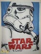 Plaid in pile STAR WARS  idea regalo bambino cameretta 120x150 Disney copertina