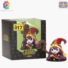"LOL League Of Legends LuLu 3.7"" PVC Q Version Action Figure Figurine Toy In Box"