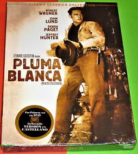 PLUMA BLANCA -DVD R2- Precintada