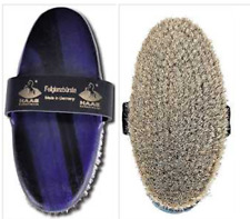 Eqclusive Haas 'Fellglanz' Soft Horse Hair Brush - for extra shiny results