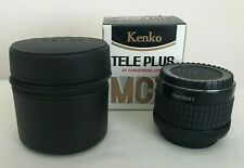 Kenko Teleplus MC7 For Canon 2X Conversion Lens