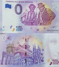 0 Euro Schein Bud Spencer und Terence Hill (2020-3) - Souvenir Null € Sammler