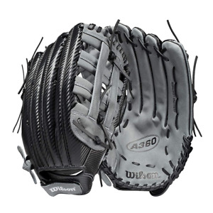 """Wilson A360 SP15 All Positions Slowpitch Softball Glove - Right Hand Throw 15"""""""