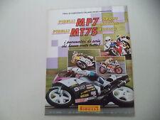 advertising Pubblicità 1991 PIRELLI PNEUMATICI e BIMOTA/HONDA NSR 125 SP