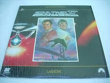 STAR TREK  IV  / MOVIE USA Laserdisc