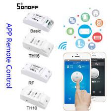 Sonoff itead умного дома Wifi беспроводной самодельный переключатель/доктор лоток/Базовый/TH10A/TH16A/G1