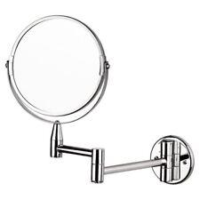 Brown Chrome Bathroom Mirrors
