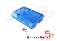 Raspberry Pi 2 & 3,  Model B, B+ Azul transparente Clear Blue Case Shell Box