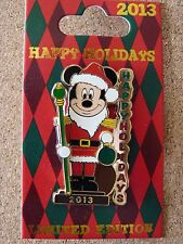 Disney Limited Edition Holidays 2013 MICKEY MOUSE Nutcracker pin