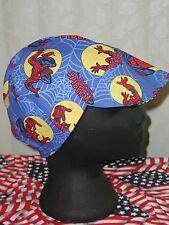 Spiderman(YellowMoon) Red's American Made Welding, Biker,Hat Cap $7.50 each,