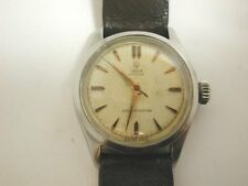 Super 1950s ROLEX TUDOR OYSTER Stainless Steel Gents Wrist Watch all original
