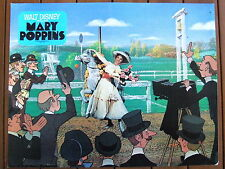JULIE ANDREWS PHOTO EXPLOITATION LOBBY CARD MARY POPPINS WALT DISNEY