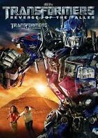 Transformers: Revenge of the Fallen (DVD 2009 Bilingual) Free Shipping In Canada