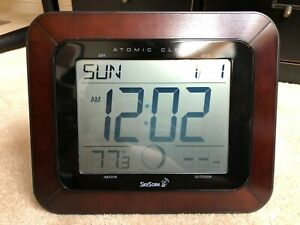 Skyscan Atomic Clock 88901/88902