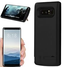 Portable Battery Case Cover Stand External Power Bank For Samsung Galaxy Note 8