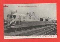Los Locomotoras Eléctricas Francesas - Locomotora Diesel Eléctrico (J7635)