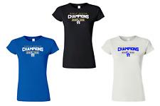 Los Angeles Dodgers Womens Champions T Shirt