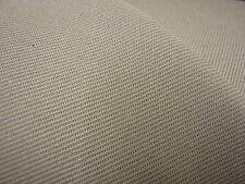 10mts UK prodotto Kaki Pesante Tessuto Drill larghezza 150cms *** NUOVO dal rotolo ***