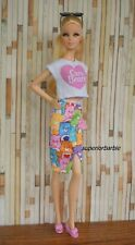BARBIE FASHIONS Care Bears Outfit and Accessories