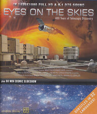 [BRAND NEW] BLU-RAY DVD: EYES ON THE SKIES: 400 YEARS OF TELESCOPIC DISCOVERY