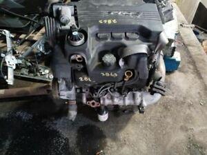 Engine 3.4L VIN F 8th Digit Fits 05-06 EQUINOX 80528
