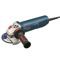Bosch 120V 10 Amp 4-1/2 in. Angle Grinder with Paddle Switch GWS10-45P-RT Recon