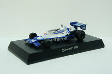 KYOSHO~Tyrrell 008 1978 No.3 D.PIRONI 1:64 Scale minicar collection