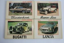 Livres Toute l'histoire Thunderbird Hispano Suiza Bugatti Lancia (48412)
