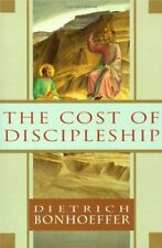 The Cost of Discipleship Paperback by Dietrich Bonhoeffer