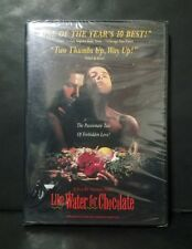 Like Water for Chocolate (DVD, 1999) NEW