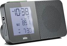 Braun Bnc010 - Radio Sveglia Digitale Grigio