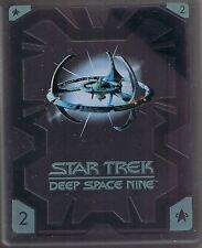 Star Trek Deep Space Nine Season 2 Hartbox Deutsche Ausgabe Komplett