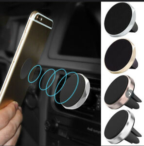 ✅ Handyhalterung Auto Magnet Lüftung Gitter Universal Smartphone KFZ Halter ✅