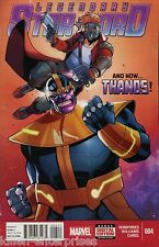 Legendary Star-Lord #4 Comic Book 2014 - Marvel