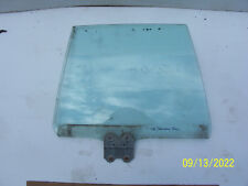 1985 PONTIAC PARISIENNE RIGHT REAR DOOR WINDOW GLASS OEM USED LESABRE OLDS 88