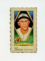 RARE HELMAR Baseball Card: #460 HARRY STEINFELDT (error) Chicago Cubs SCARCE