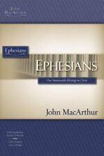 Macarthur Bible Studies: Ephesians (Macarthur Study Guide)